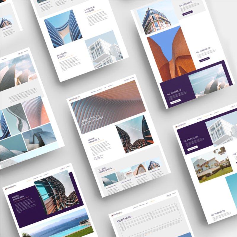 Plan web premium de la agencia de publicidad Eiduo